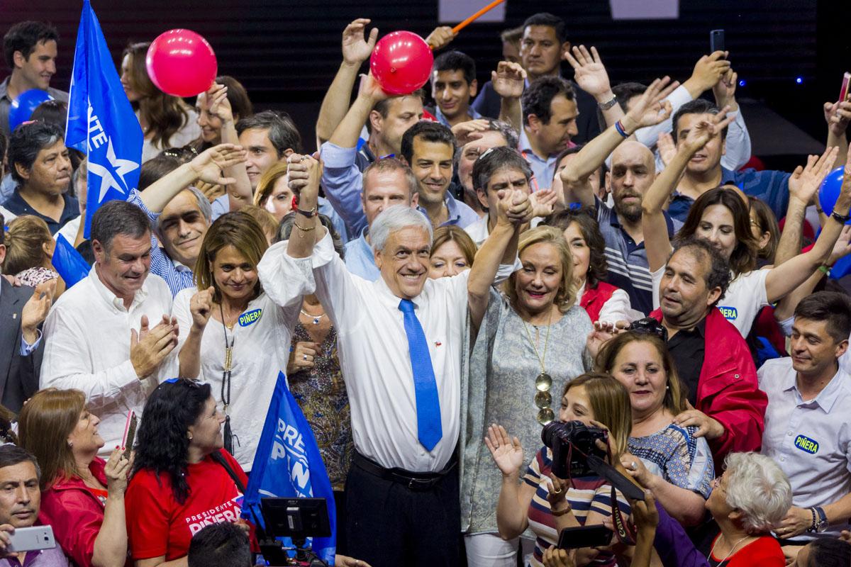 Chile: presidencialismo de coalición y gobierno de minoría