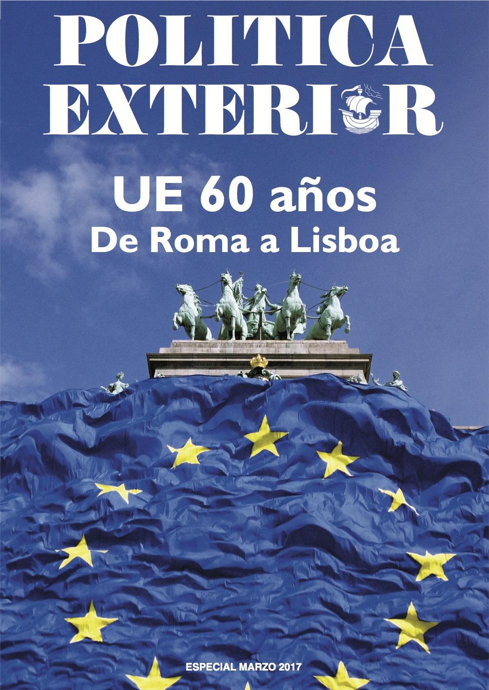 UE 60 años: De Roma a Lisboa