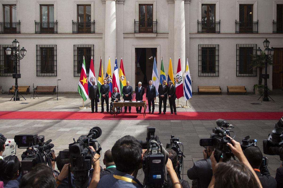 Prosur: reinicio del multilateralismo suramericano