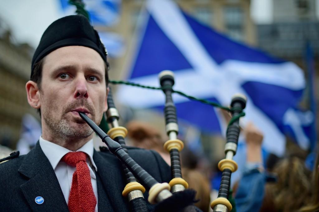 Inglaterra versus Escocia: una cronología