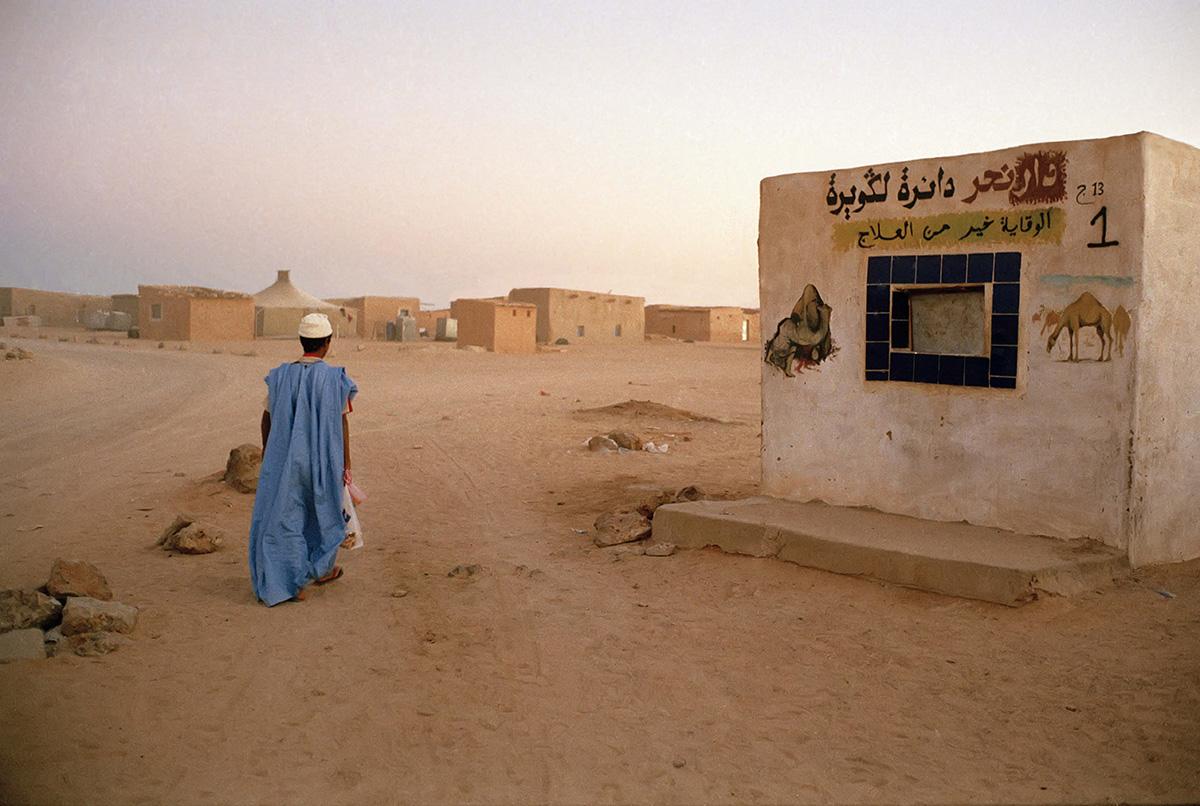 Savia Nueva En Los Campos De Refugiados Saharauis