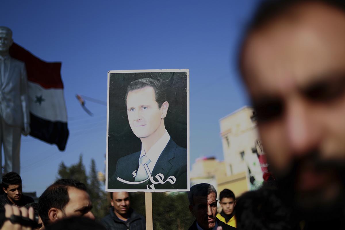 Agenda Exterior: Siria