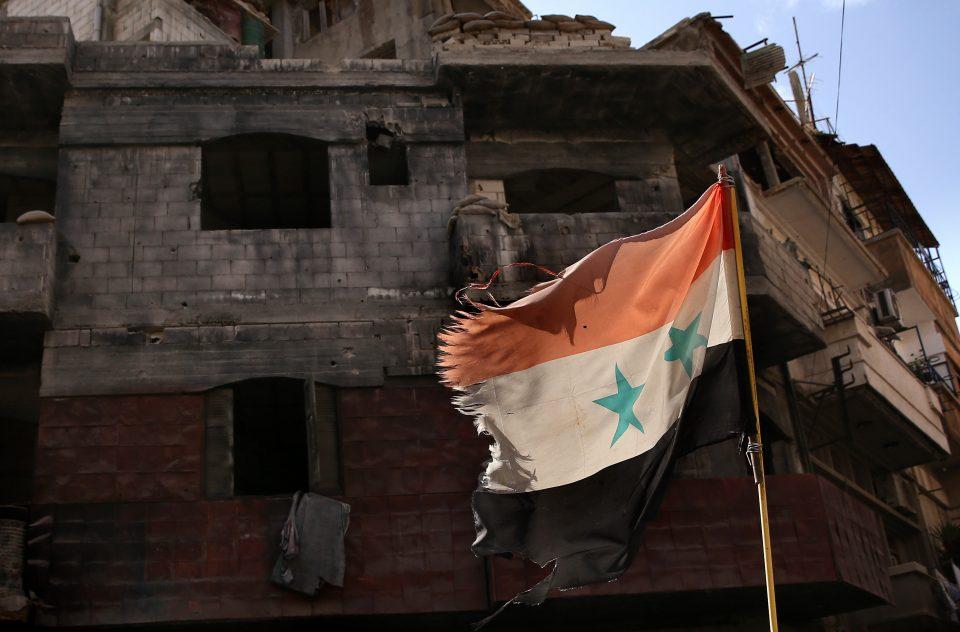 La triple dimensión del conflicto sirio