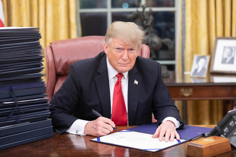 Agenda Exterior: Trump