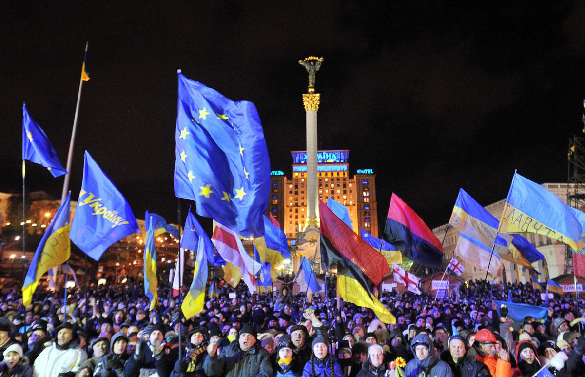 Ucrania y la Unión Europea: un futuro conjunto