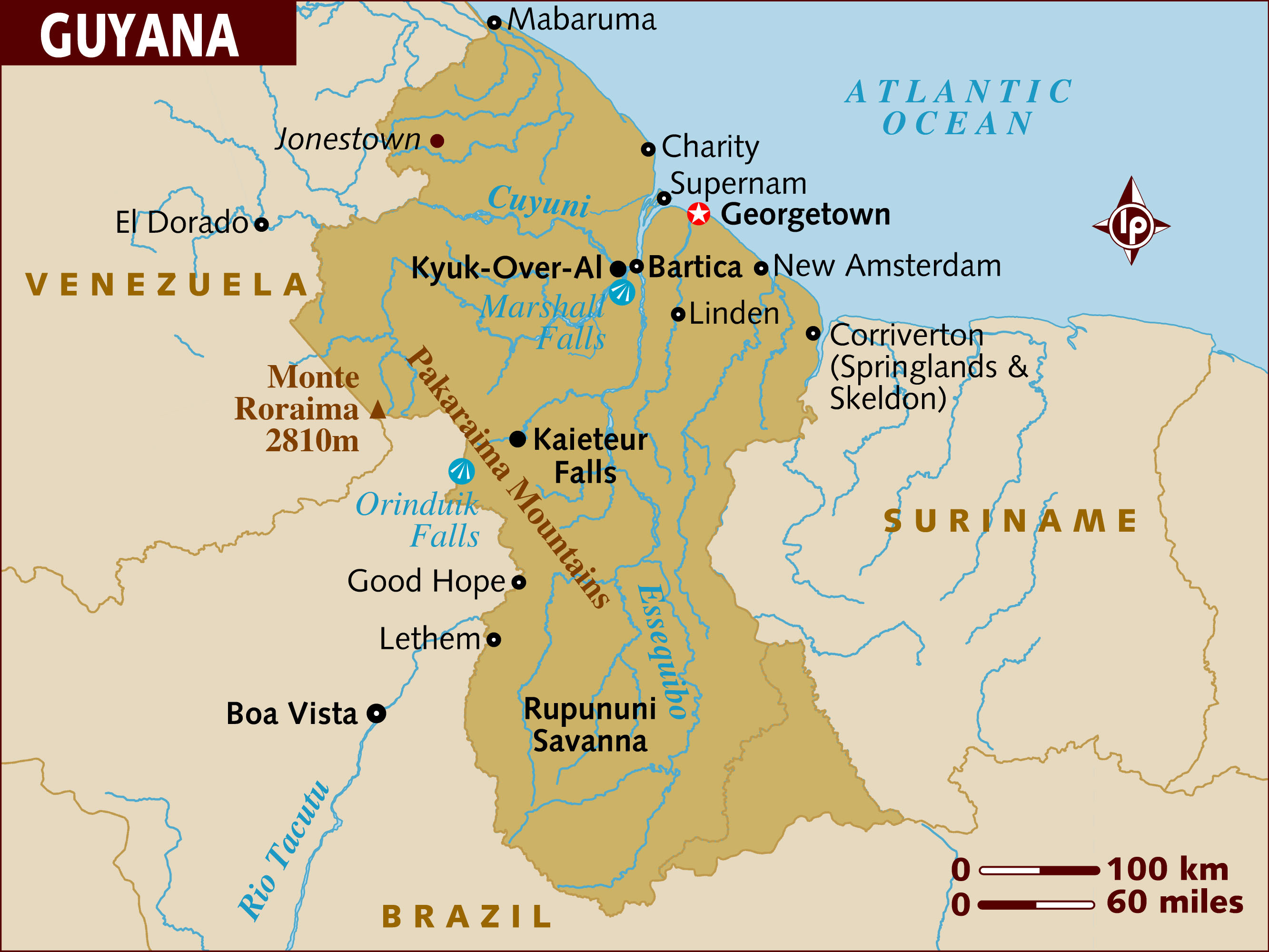 EL ESEQUIBO ES NUESTRO - Página 3 Venezuela-guyana-reclama-territorio