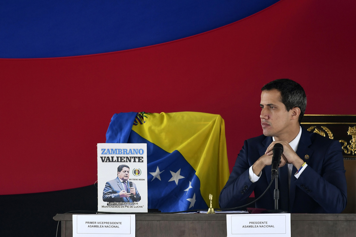 Agenda Exterior: Venezuela